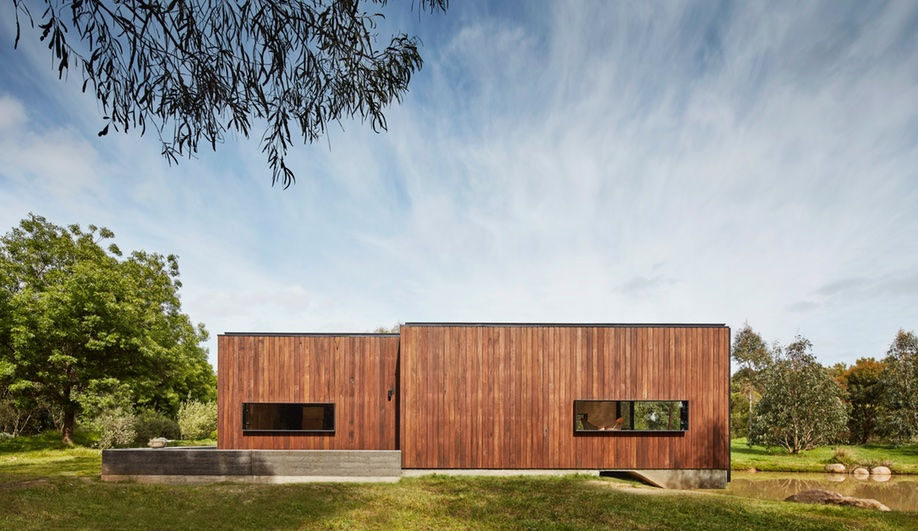 Branch Studio Architects' Balnarring Retreat