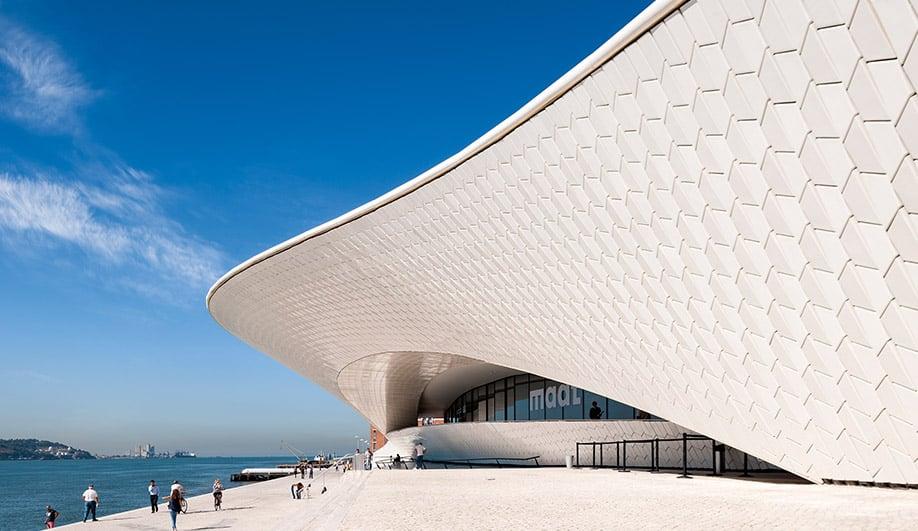 Museum architecture: MAAT Lisbon