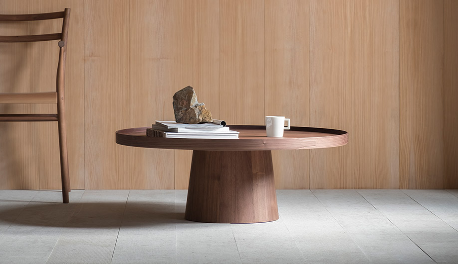 Rodan Coffee Table by Pinch
