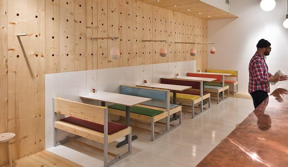 Scott & Scott Architects: Bestie Currywurst