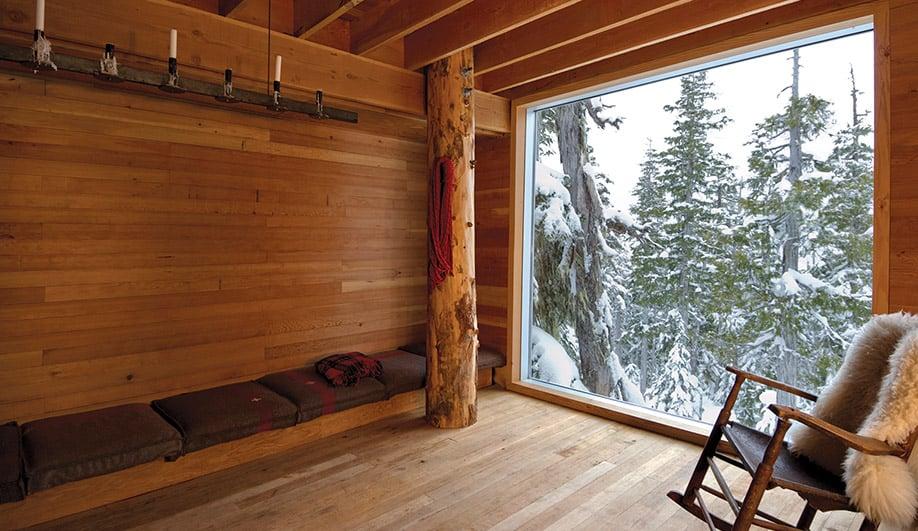 Scott & Scott Architects: Alpine Cabin
