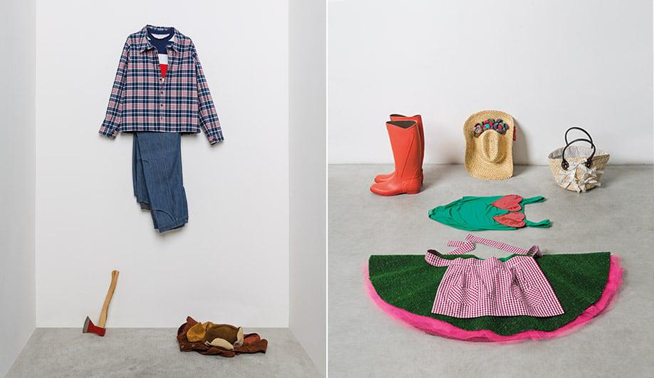 azure vivienne westwood elio fiorucci workwear