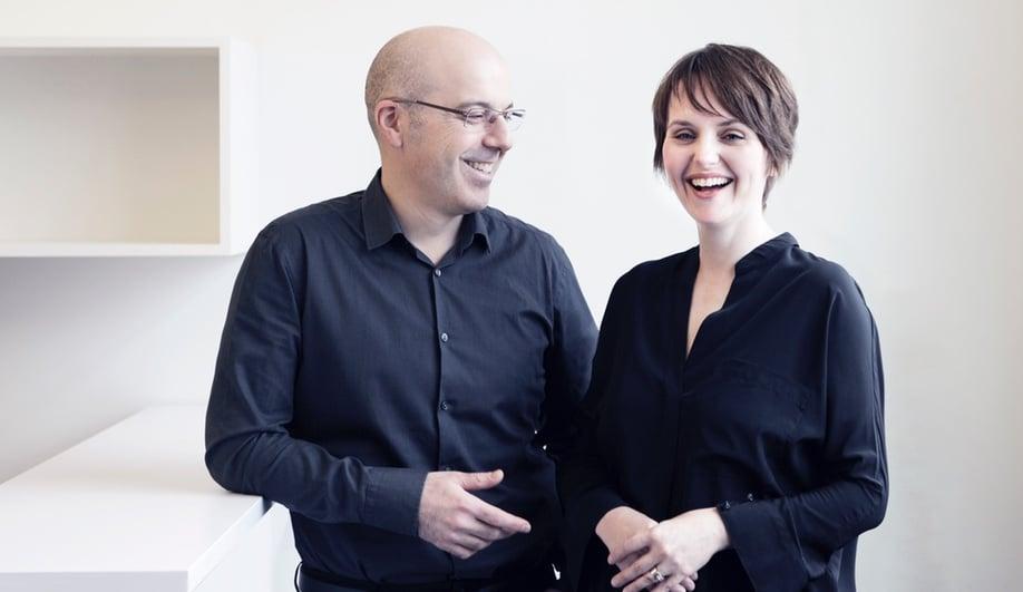 Architect and designer couples: Superkul