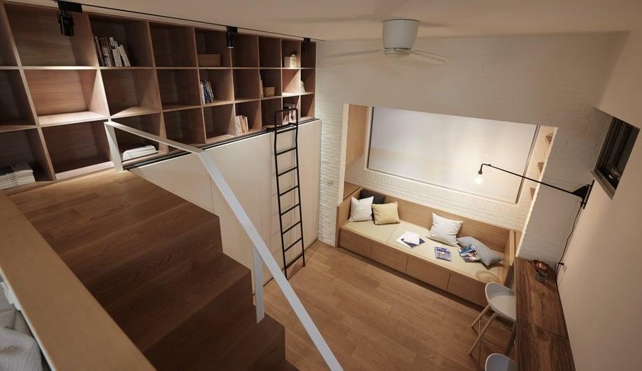 Tiny apartments: A Little Design
