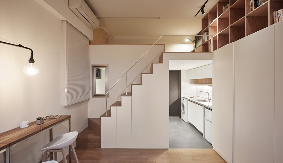 Tiny apartments: A Little Design