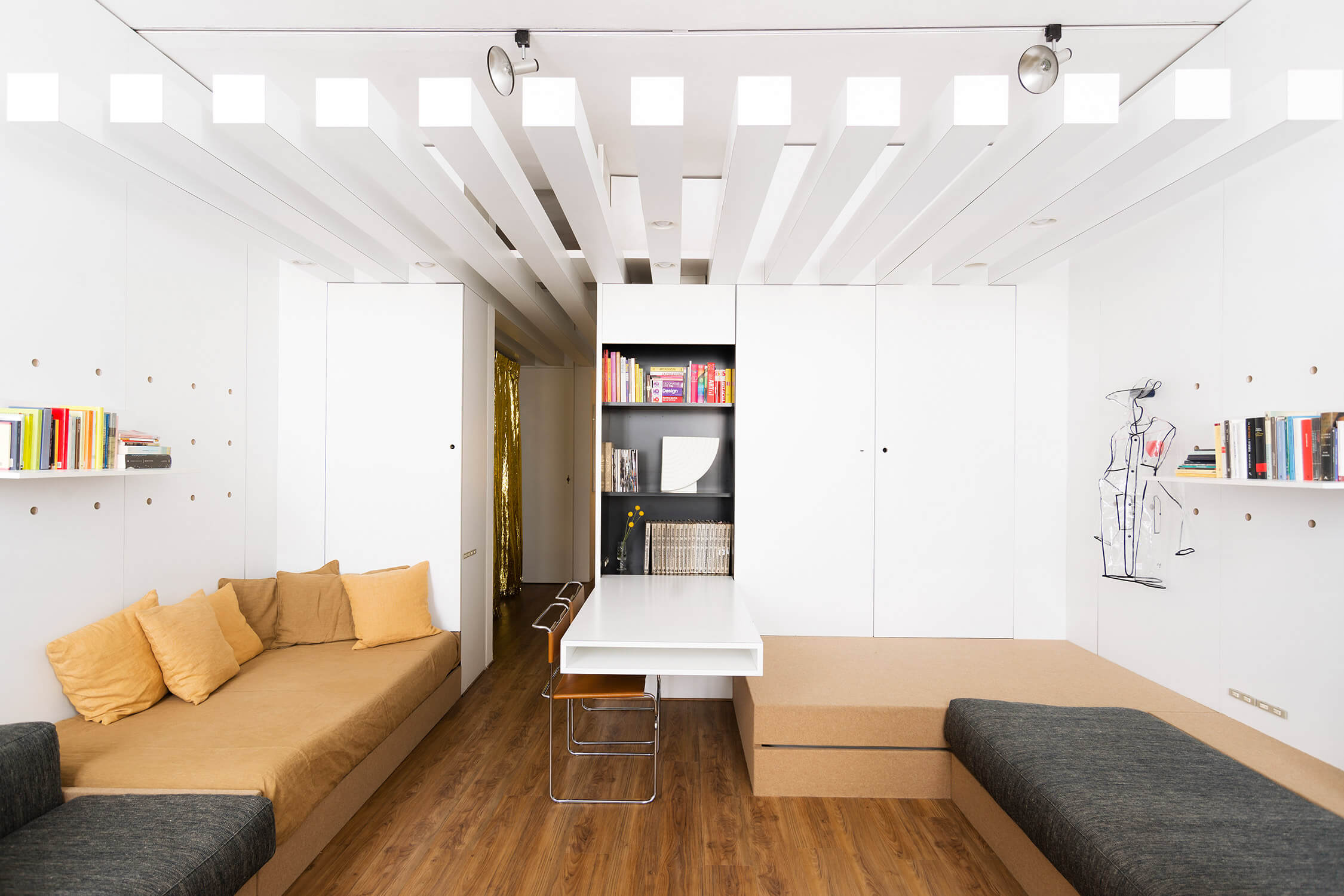 8 Clever Tiny Apartments That Prove Good Design Comes in All ...