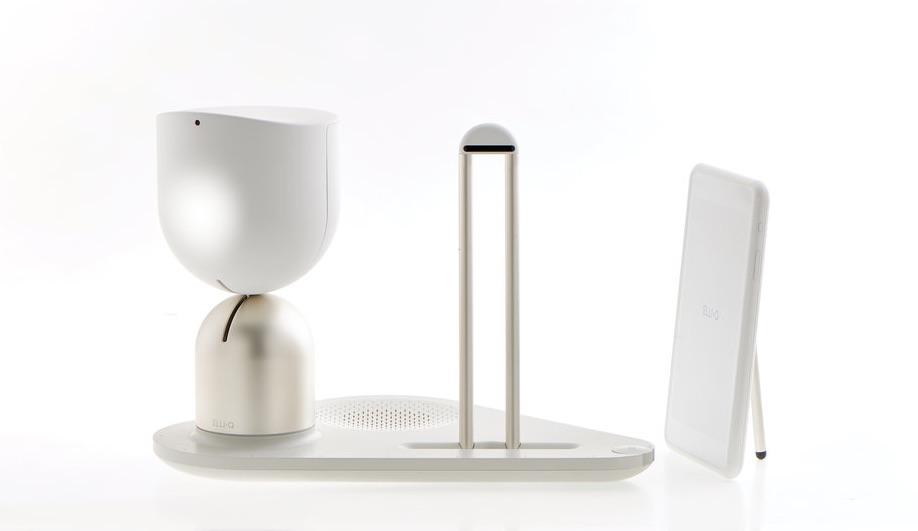 Home robots: ElliQ
