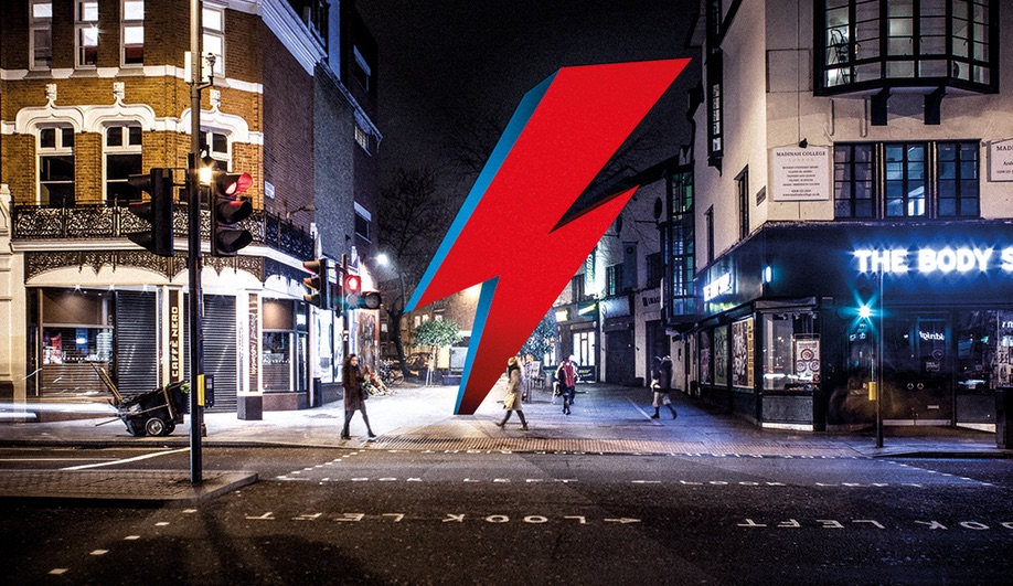 Brixton's Bowie Memorial Is Striking Out