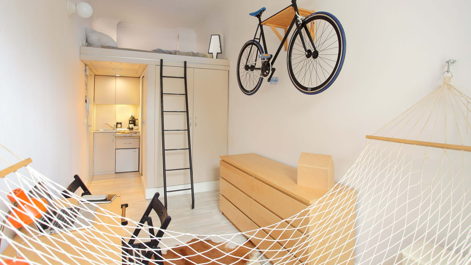 8 Clever Tiny Apartments That Prove Good Design Comes In All Sizes Azure Magazine