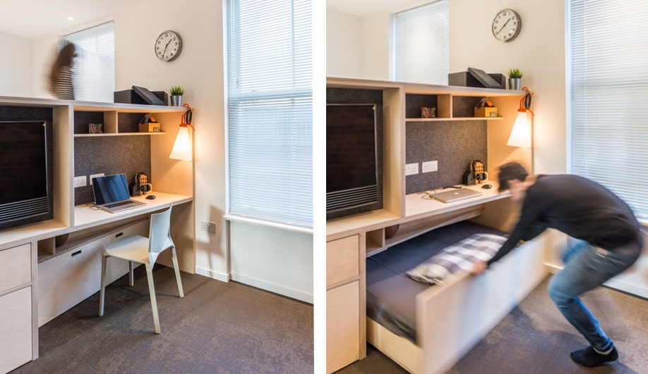 Tiny apartments: CIAO