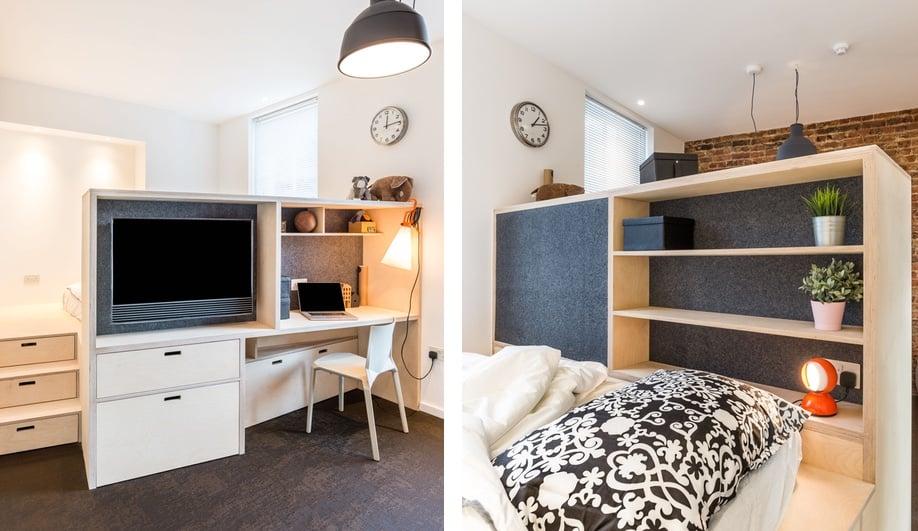 Tiny apartments: CIAO