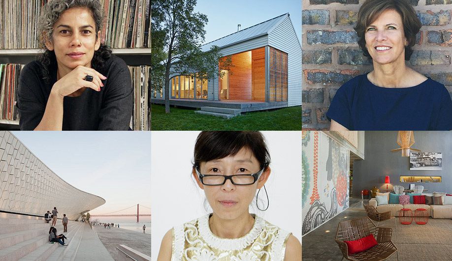 30 Must-Know Women Architects