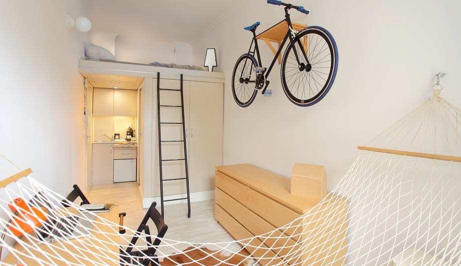 8 Brilliant Tiny Apartments