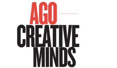 AGO Creative Minds at Massey Hall