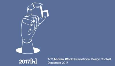 2017 Andreu World International Design Competition