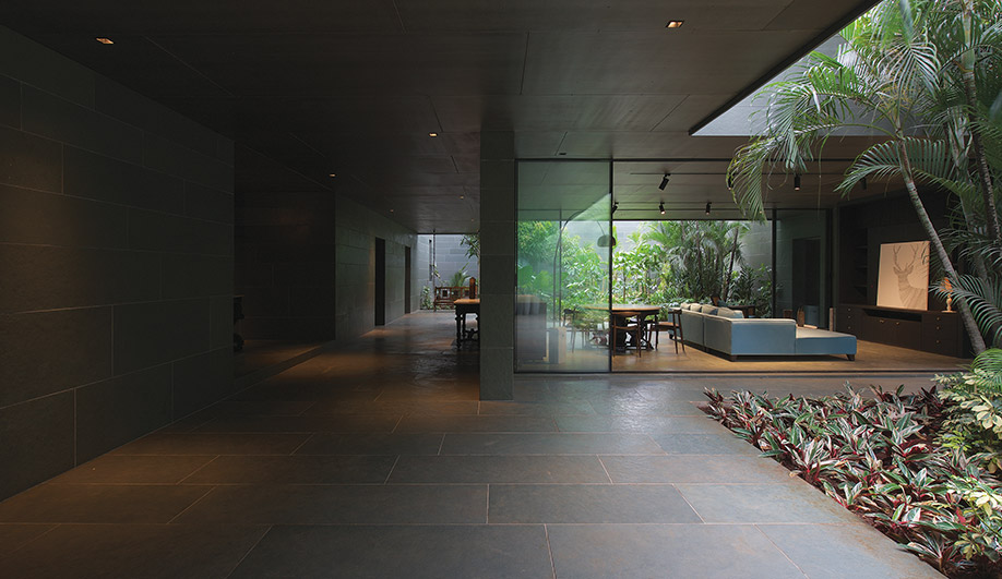 Spasm Studio Gomati House
