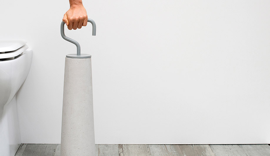 The Lowly Toilet Brush Gets a Design Makeover