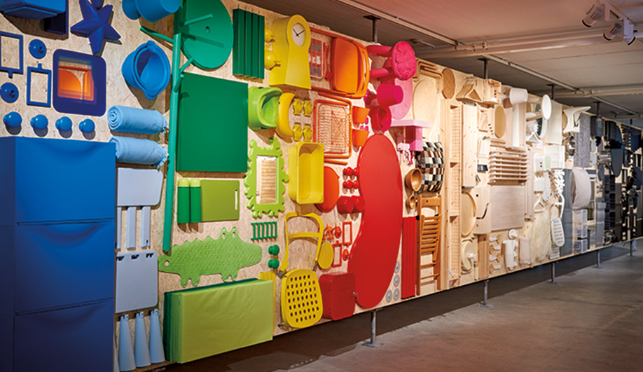 Sweden's Ikea Museum Features a Four-Storey Ball Slide, Plus Other Playful Installations