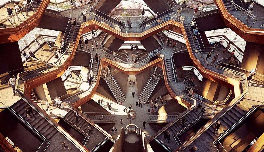 "Thomas Heatherwick's Vessel: Public Amenity or ""Playground for Billionaires?"""