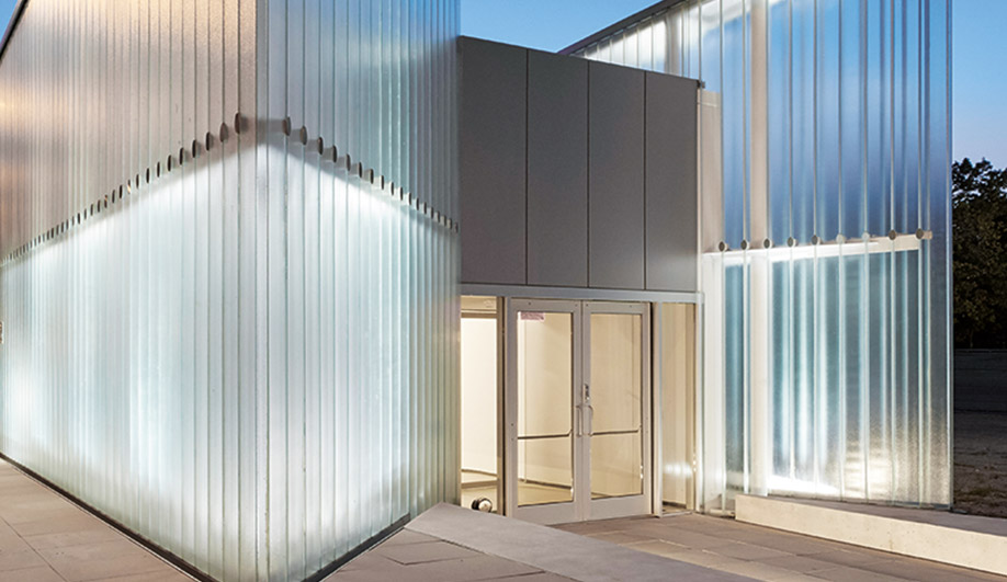 Channel Glass Wall System