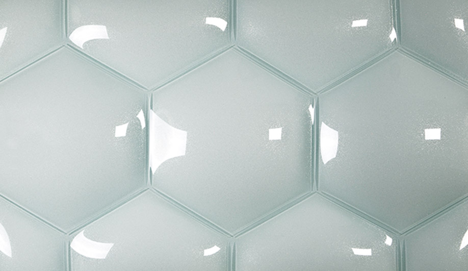 Honeycomb Glass by Nathan Allan