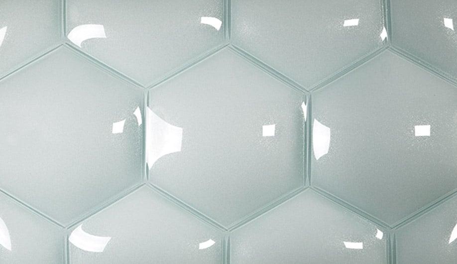 Honeycomb Glass