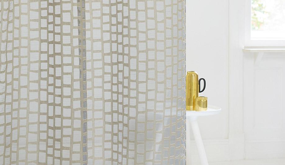 Karneol Curtain by Création Baumann
