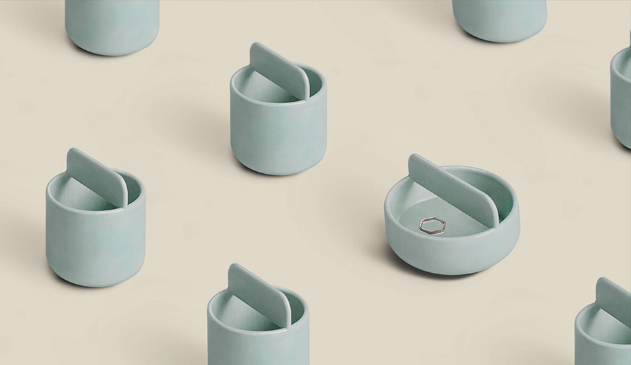 Trestle Bowl Set by Othr