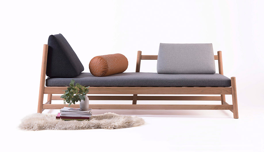 Pita Daybed by Peca