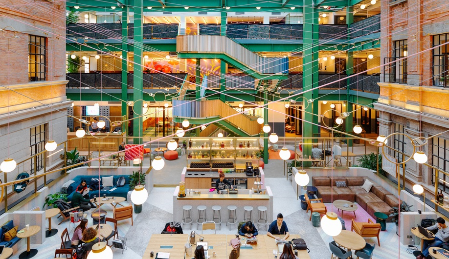 8 Inspiring Co-Working Spaces