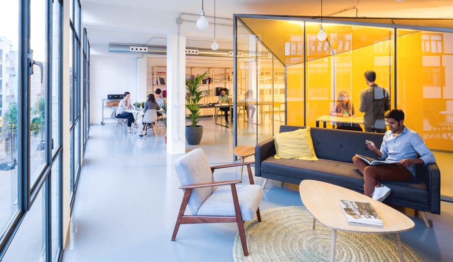 Inspiring co-working spaces: Zamness