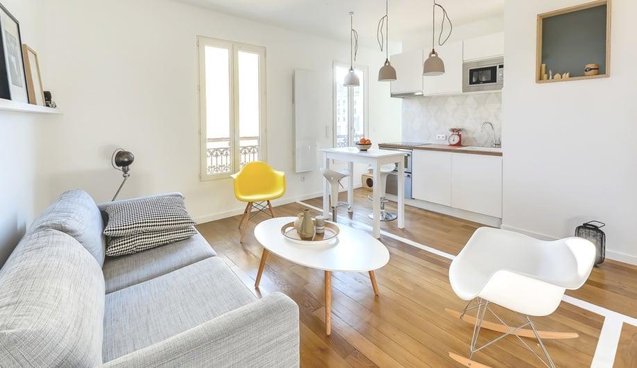 Tiny apartments: Atelier Daaa