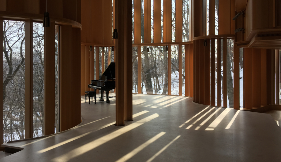 Integral House documentary