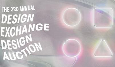 The Third Annual DX Design Auction