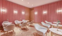 A Millennial Pink Patisserie in Poland