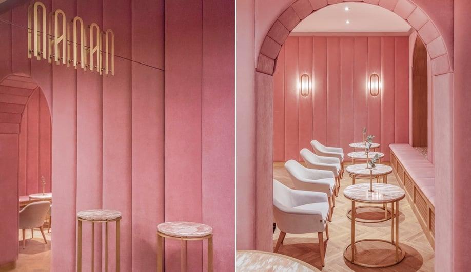 A Millennial Pink Patisserie In Poland Azure Magazine