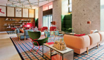 This Milan Hotel Is a Who's Who of Italian Design's Contemporary Greats