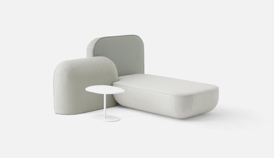 White designs at Milan Design Week 2017: Nendo for Alias