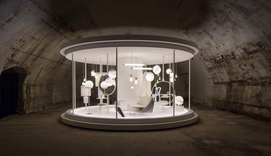 White designs at Milan Design Week 2017: Lee Broom