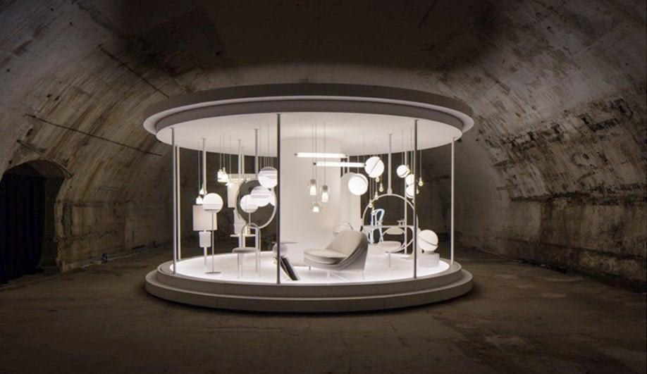 White designs at Milan Design Week 2017: Lee Broom