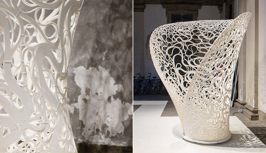 White designs at Milan Design Week 2017: Zaha Hadid Architects
