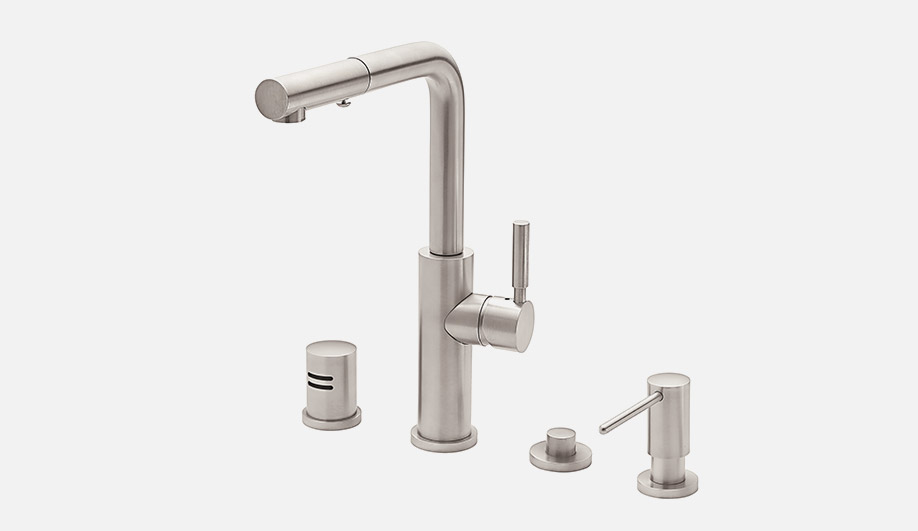 Corsano Series Pull-Out Faucet by California Faucets