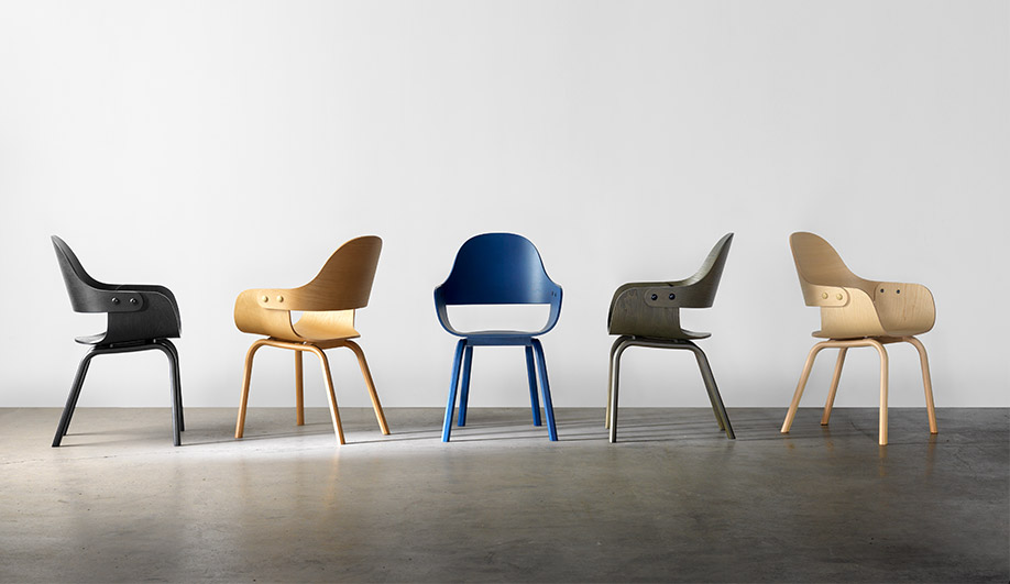 Showtime Nude Chair by BD Barcelona