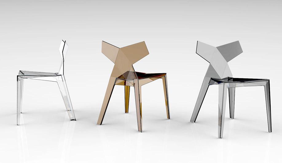 Kimono Chair by Vondom