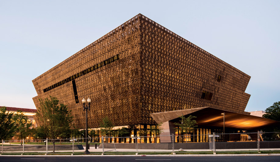 Masterworks: David Adjaye and the National Museum of African American History and Culture