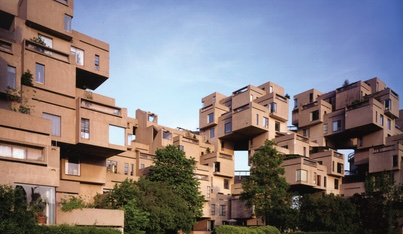 Habitat '67 vers l'avenir/ The Shape of Things to Come