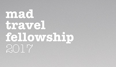 2017 MAD Travel Fellowship
