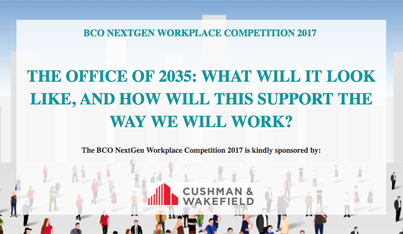 BCO NextGen Workplace Competition 2017