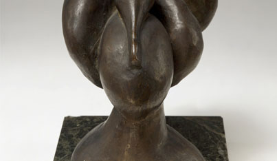 Figures Toward Abstraction: Sculptures 1910 to 1940
