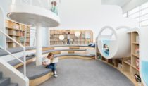 A New Play Centre in Sydney Ditches Kids Design Clichés